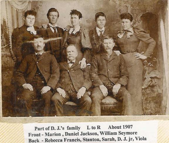 D.J. Hullinger Family