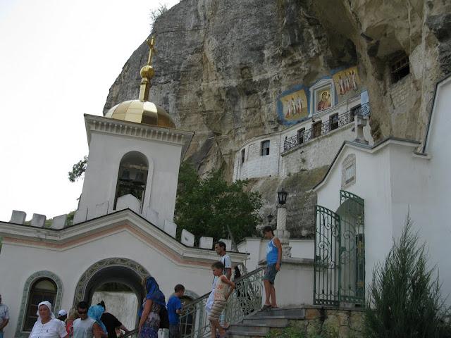 Свято-Успенський чоловічий монастир м.Бахчисарай