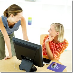 Perfect Team Work: A Coach and her Virtual Assistant