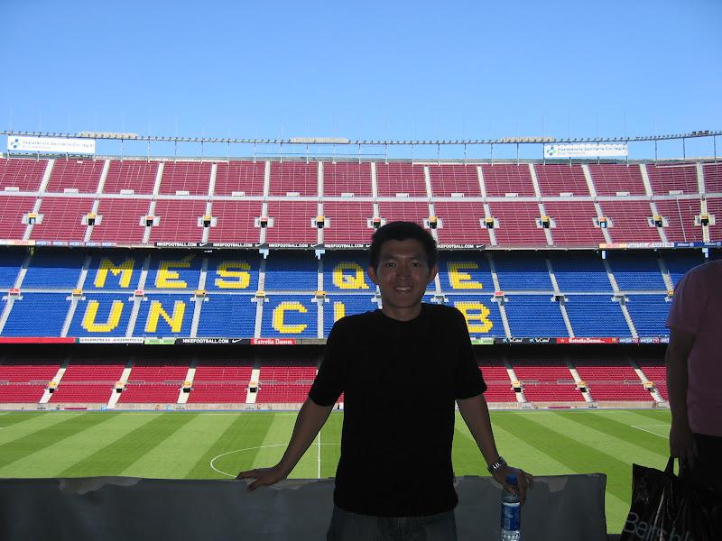 Roland Camp Nou!