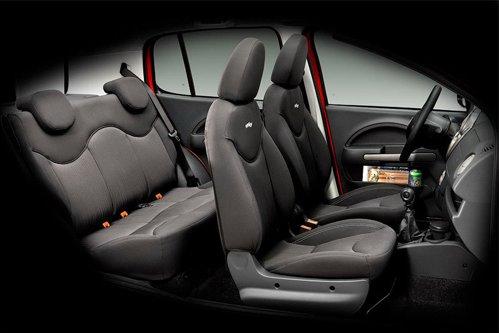 Interior of Fiat
