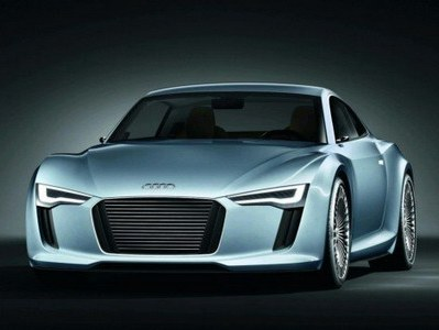 Audi E-tron will transform in serial R4