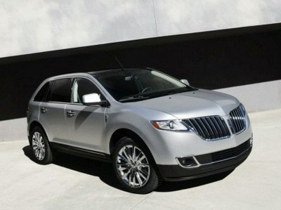 Ford has updated Lincoln MKX