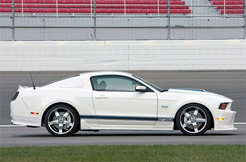 Coupe Ford Mustang