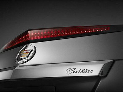 Company Cadillac will show a prototype of new sedan