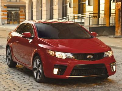 KIA begins sales of coupe Forte Koup