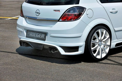 Bumper Opel Corsa