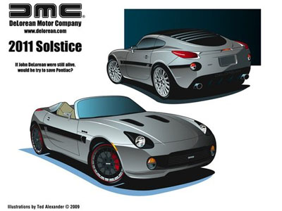 Pontiac Solstice: coupe and roadster