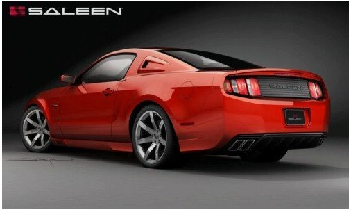 Saleen have improved next Ford Mustang