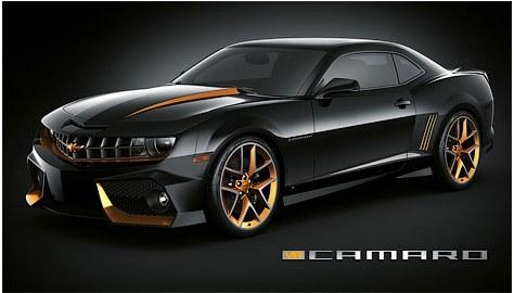 Coupe Camaro