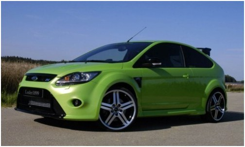 Ford Focus RS by Loder1899