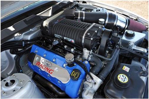 Engine Mustang