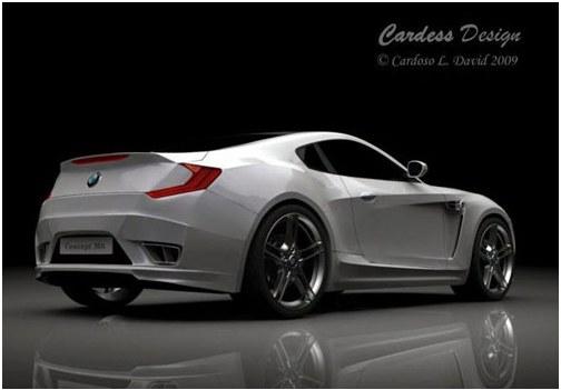 concept BMW M6