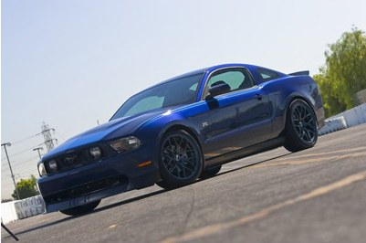 2010 Ford Mustang RTR