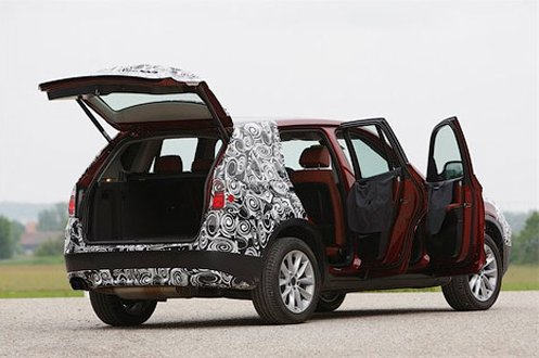 Crossover BMW X3