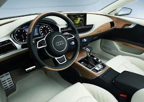 Interior Audi A7