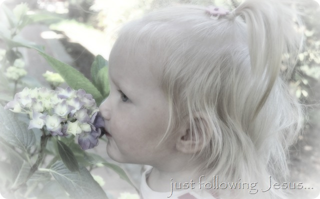 elli and flower