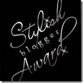 Stylish-Blogger award