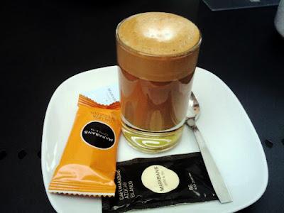 Un café con leche, no tan diferente a lo que debería ser un capuchino
