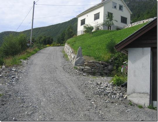Mur, Helge Ressem. Sommaren 2006 001