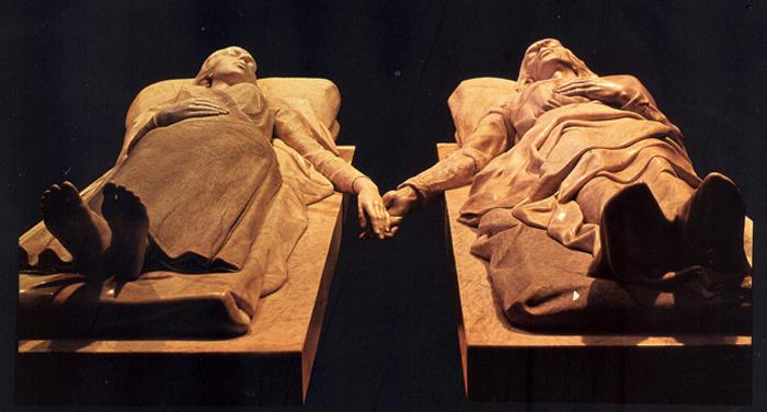 Tombeau des amants de Teruel