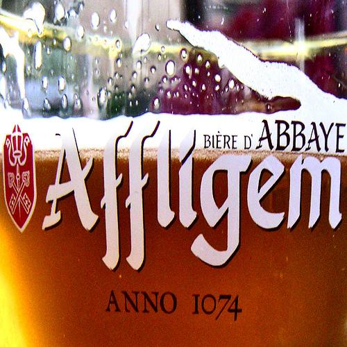 Bière Affligem - Photo par Bim Bom