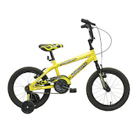 Sepeda Anak WIMCYCLE DRAGSTER 16 Inci