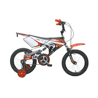 Sepeda Anak WIMCYCLE MOBBY SUSPENSION 16 Inci
