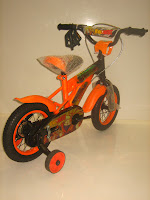 4 Sepeda Anak EVERBEST EB12-908 DRAGON BALL