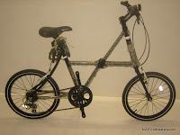 Sepeda Lipat DOPPELGANGER FX05 Raptor