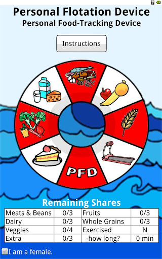 【免費健康App】The Life Preserver Diet App-APP點子