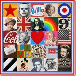 Peter Blake sources of pop art 7