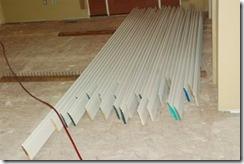 Racking Baseboard