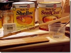 Zinsser Bulls Eye Shellac & SealCoat