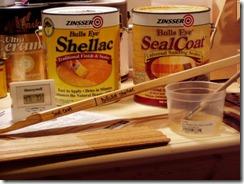Zinsser Bulls Eye Shellac & SealCoat
