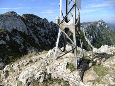 Cruz del Castillo (1.432 m.)