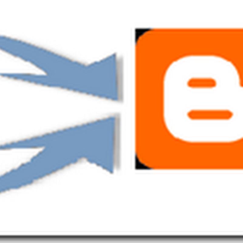 Redirect/Forward Yahoo Naked Domain/URL to Blogger