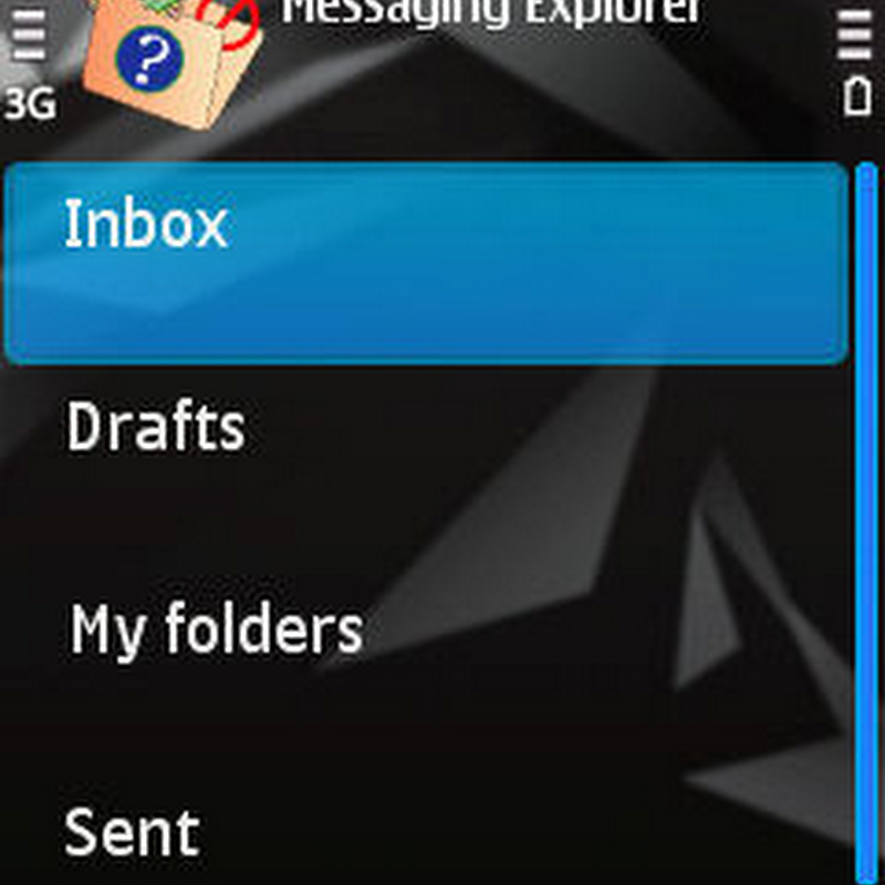 How to Hide or Lock SMS MMS Email in Nokia Mobile Phone Inbox