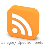 Blogger Category Label specific feeds