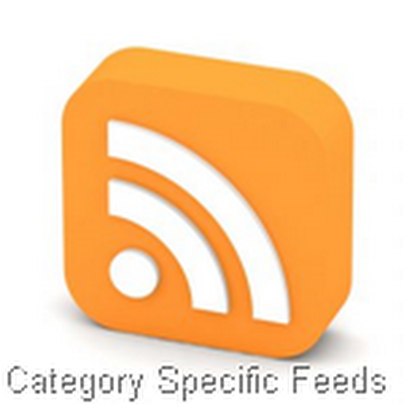 Burn/Create Category (label) specific feeds for Blogger/Blogspot Blogs