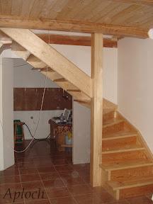 Grabina - schody