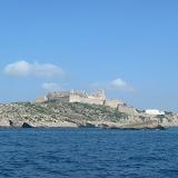 Festung auf Ibiza