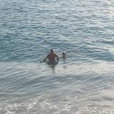 Stefano im Meer!