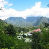 Tolle Aussicht beim Aufstieg zum Regenwald