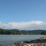 Idyllisches Rheinufer