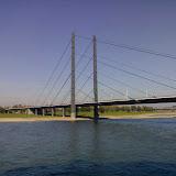Eine schöne Rheinbrücke