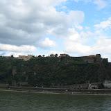 ...und auf die Festung Ehrenbreitstein