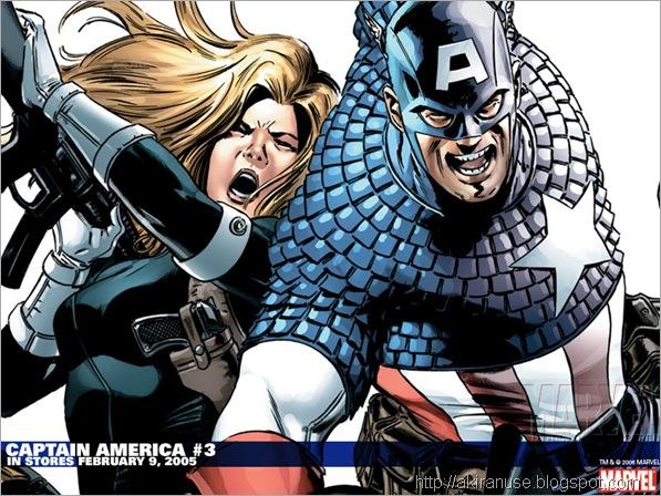 Capitan America n3