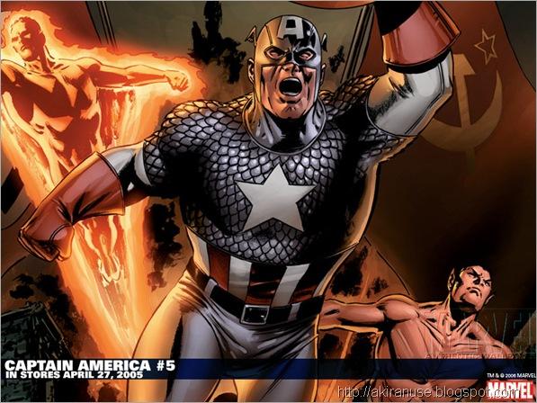Capitan America n5