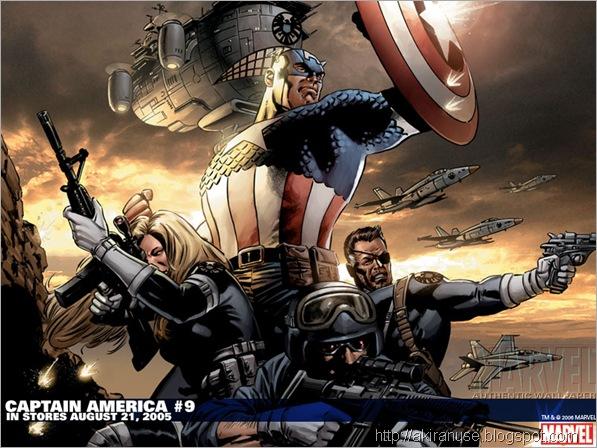 Capitan America n9